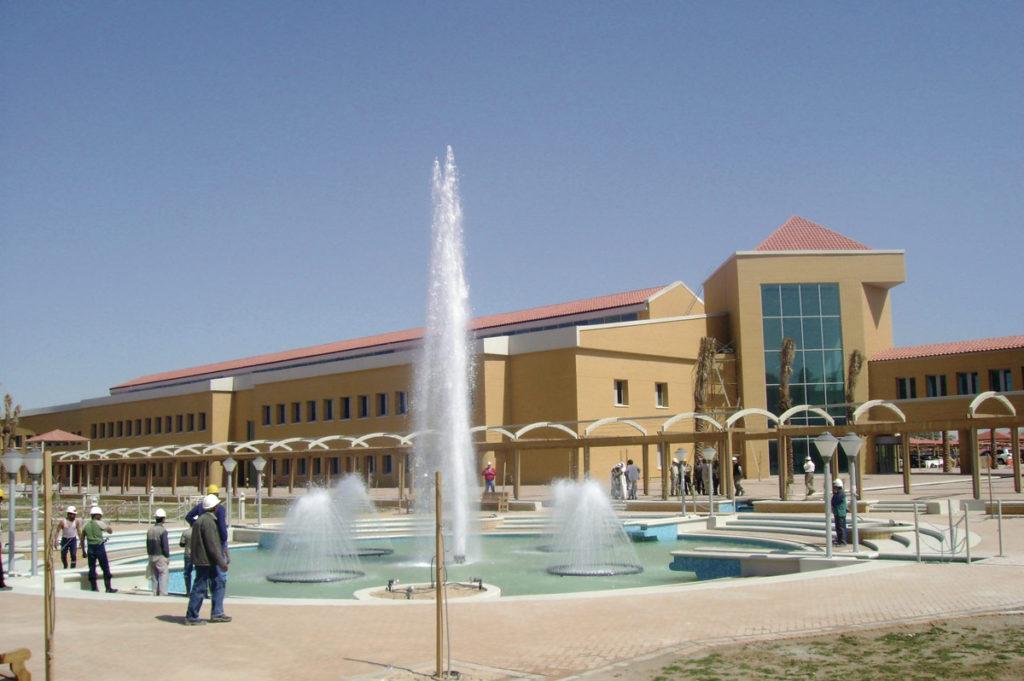 Kuwait Oil Company Headquarters   Case Study   KMC Controls