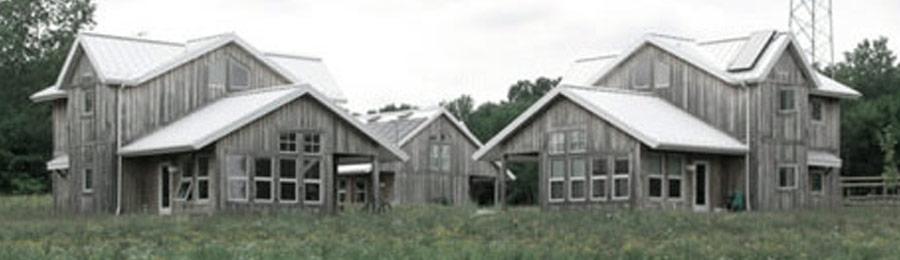 Goshen College, Rieth Village