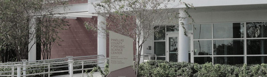 Pinellas County's Forensic and Medical Examiners Center