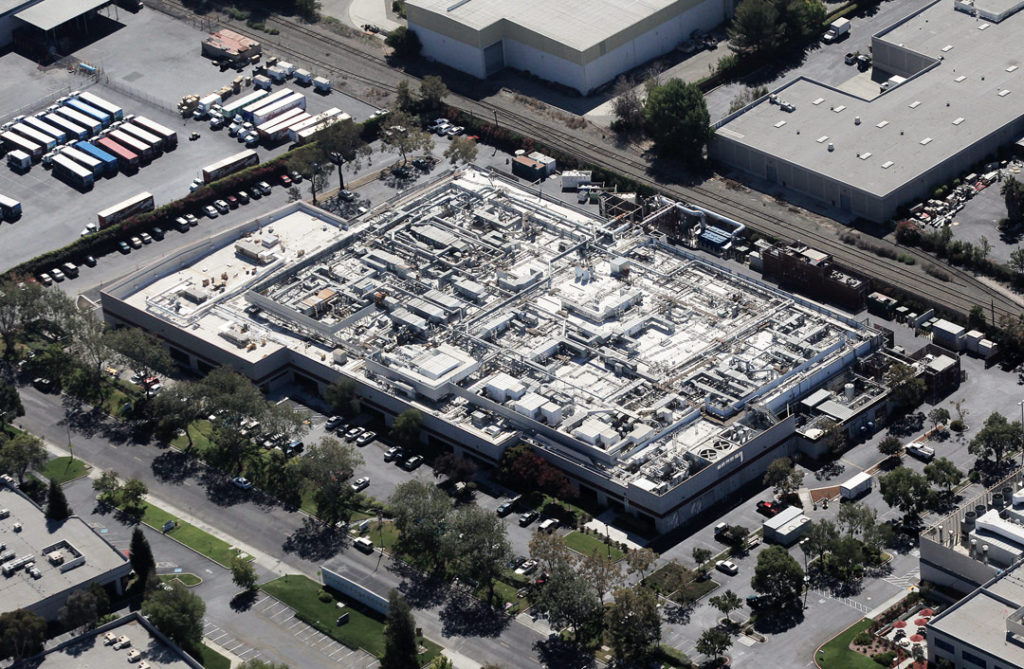 TDK's Headway Technologies,Milpitas, CA