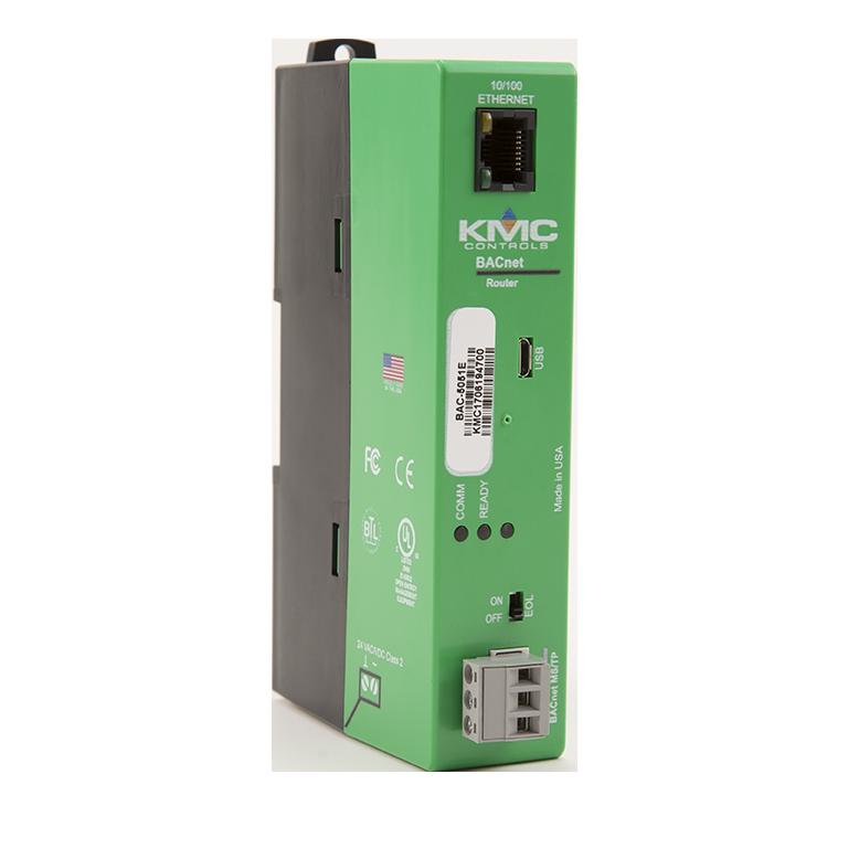 KMC BAC 5051E Router