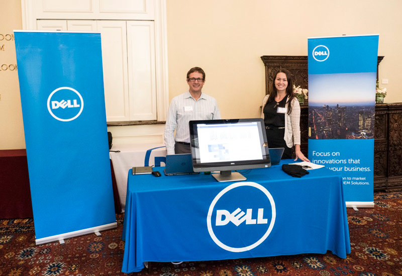 Dell Booth