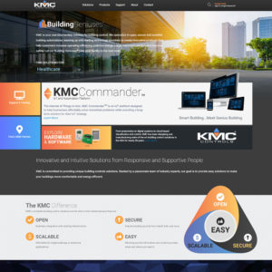 Website Homepage