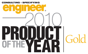 Consult-Specifying Engineer 2010 product of the year