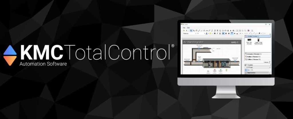 TotalcCntrol User Interface