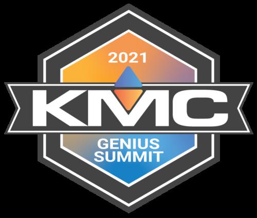 KMC Genius Summit Logo 2021